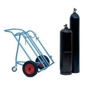 Double Cylinder Welders Cart-0