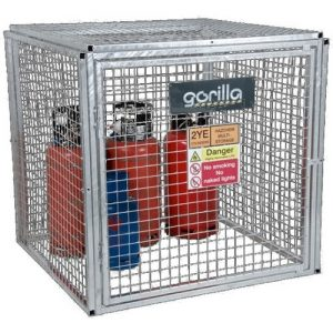 Cylinder Storage & Security Cages