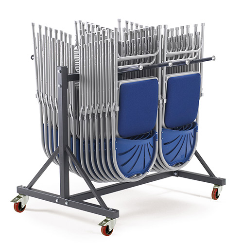Hanging Chair Trolley Storage with 1 Deck-233