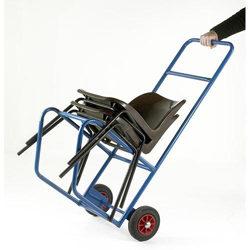Underchair Support Chair Trolley-207