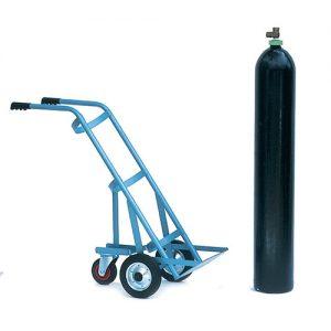 Single Cylinder Welders Cart-0
