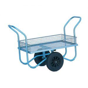 Garden Centre Mesh Trolley-0