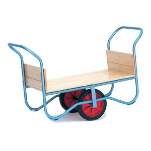 Garden Centre Trolley with Loop Handles-0