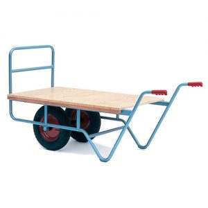 Horticultural Trolley with Balance End-0