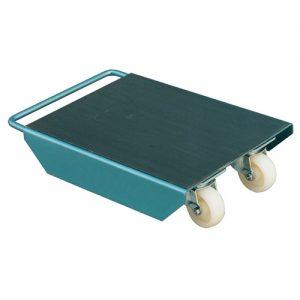 Skate with Swivel Castor Wheels-0