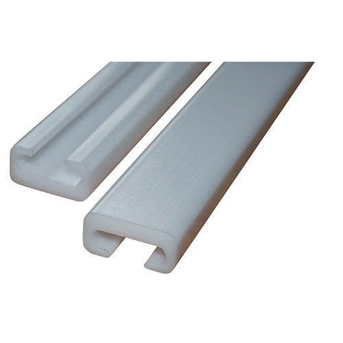 Stair Climber replacement nylon wear strip