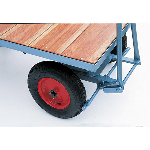 Medium Turntable Trolley with High End Supports-497