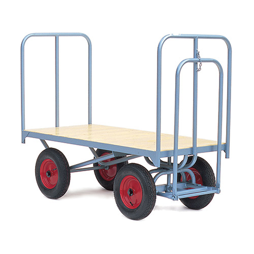 Medium Turntable Trolley with High End Supports-0