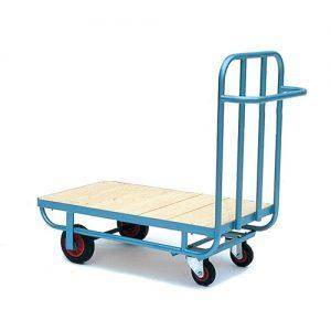 Heavy Duty Trolley Factory Warehouse Platform Trolley-0