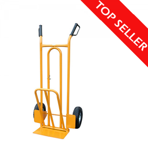 Heavy Duty Sack Truck with Folding Nose Plate-0