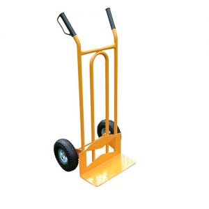 Sack Truck with Pneumatic Wheels-0