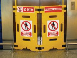 Elevator Guard 1100 x 660 x 40mm.-2568