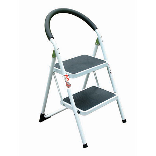 Step Stool With Foam Handle-0