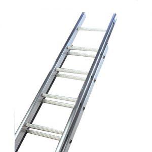 1 Section Non-Slip Extension Ladder-0