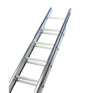 2 Section Non-Slip Extension Ladder-0