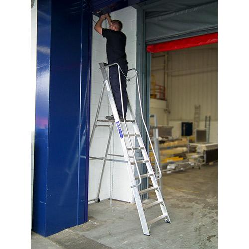 Safety Step Aluminium Widestep-820