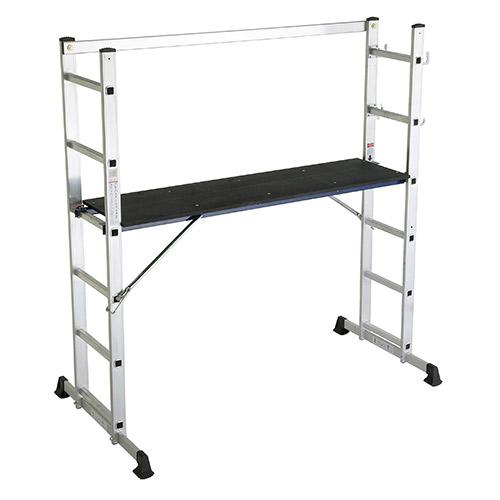 5 Way Platform Ladder-866