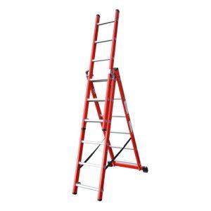 Glassfibre Combination Ladders-0