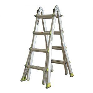 Telescopic Ladder System-0