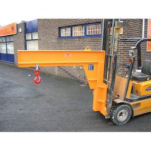 Forklift High Lifting Jib-0