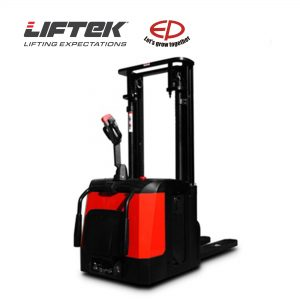 Liftek EP Stand-on Electric Stacker-0