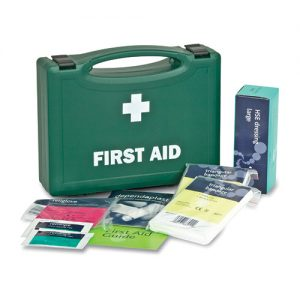 1 Person, Lone Worker, First Aid Kit-0