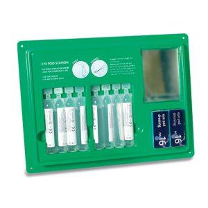 Eye Wash Wall Dispenser-0