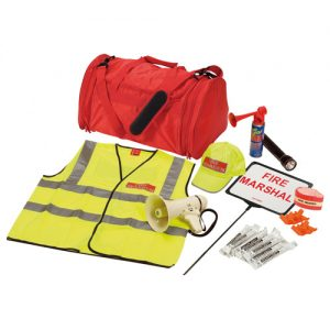FX4335 - Premium Fire Warden Kit - The Ultimate kit for Fire Wardens-0