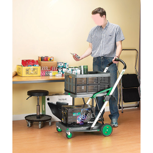 Clever Folding Trolley-1103