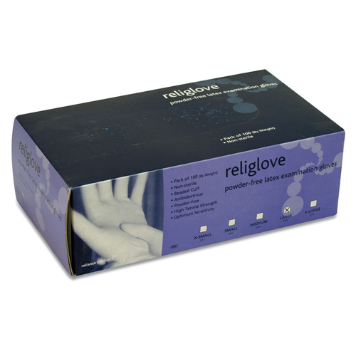 Disposable Latex Gloves-1262