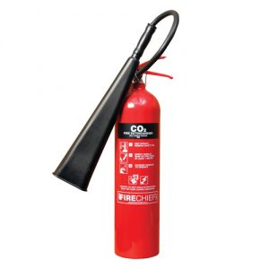 Fire Extinguisher - CO2 Extinguisher-0