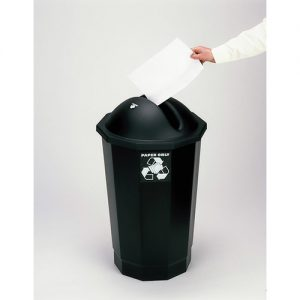 Beca Bin, Eco PAPER Bank Recycling Bins-0