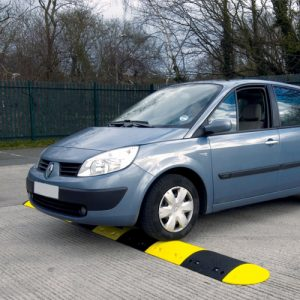 Rubber Speed Ramps - Ideal for parking areas and driver speed limitation-0
