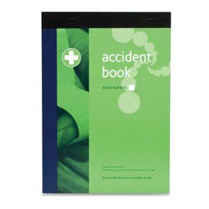 Accident Record Book-0