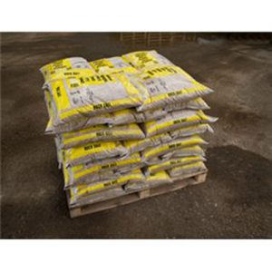 BROWN Rock Salt 25kg Bags, Tonne Pallet-0