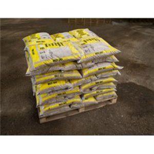 WHITE Rock Salt 25kg Bags, Tonne Pallet-0
