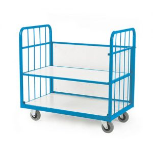 3 Way Convertible Platform Trolley-0