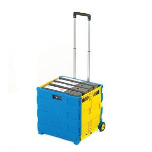 Folding Box Container Trolley-0