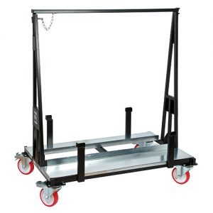 Collapsible Board Trolley-0