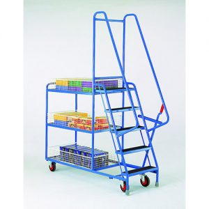 Heavy Duty Picking Trolley-0