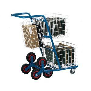 Mailroom and Basket