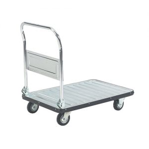 Galvanised Platform Trolley-0