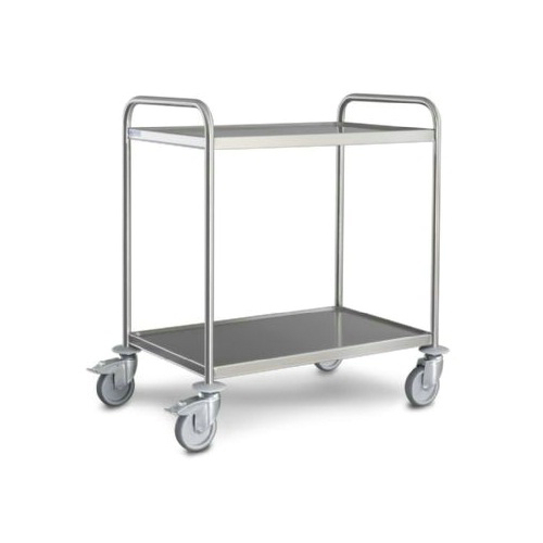 Removable Shelves Trolley-1874