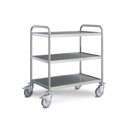 Removable Shelves Trolley-1875