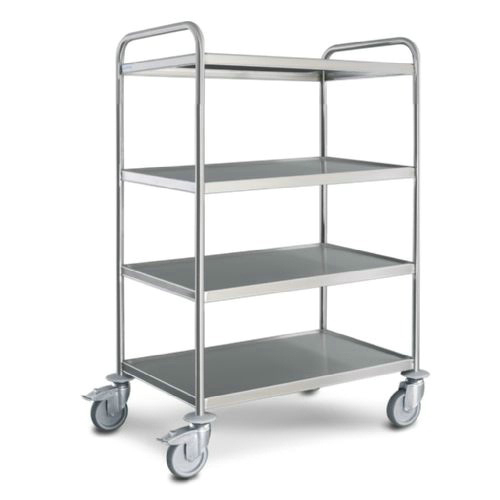 Removable Shelves Trolley-1876