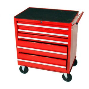 Tool Cabinet Trolleys with Chests-0