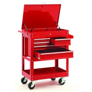 Heavy Duty Tool And Parts Trolley-0