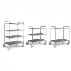 Removable Shelves Trolley-0