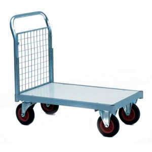 Trolley with Plastic Base-0