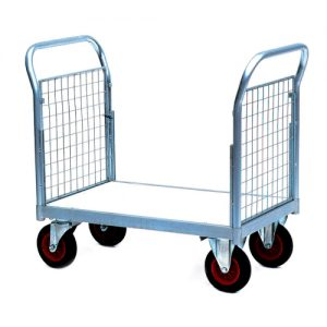 Double Handled Plastic Trolley-0